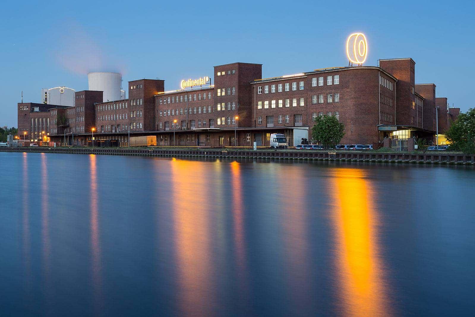 Continental AG anuncia una nueva estructura