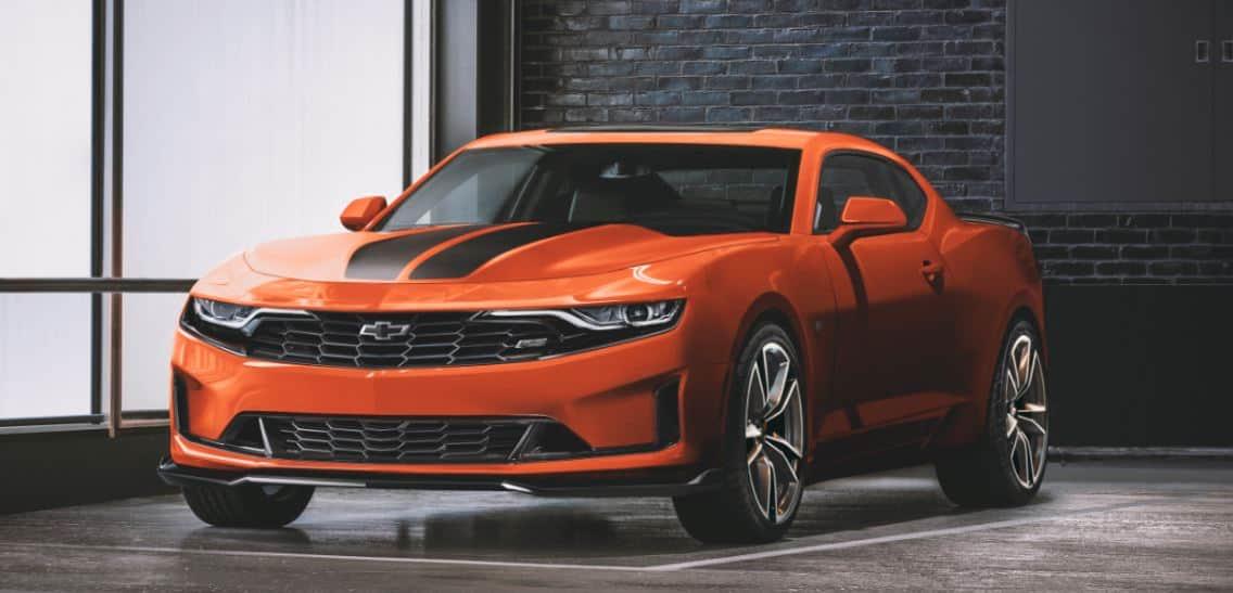 La adrenalina del nuevo Chevrolet Camaro 2019 llega a México en sus tres versiones RS, SS y ZL1