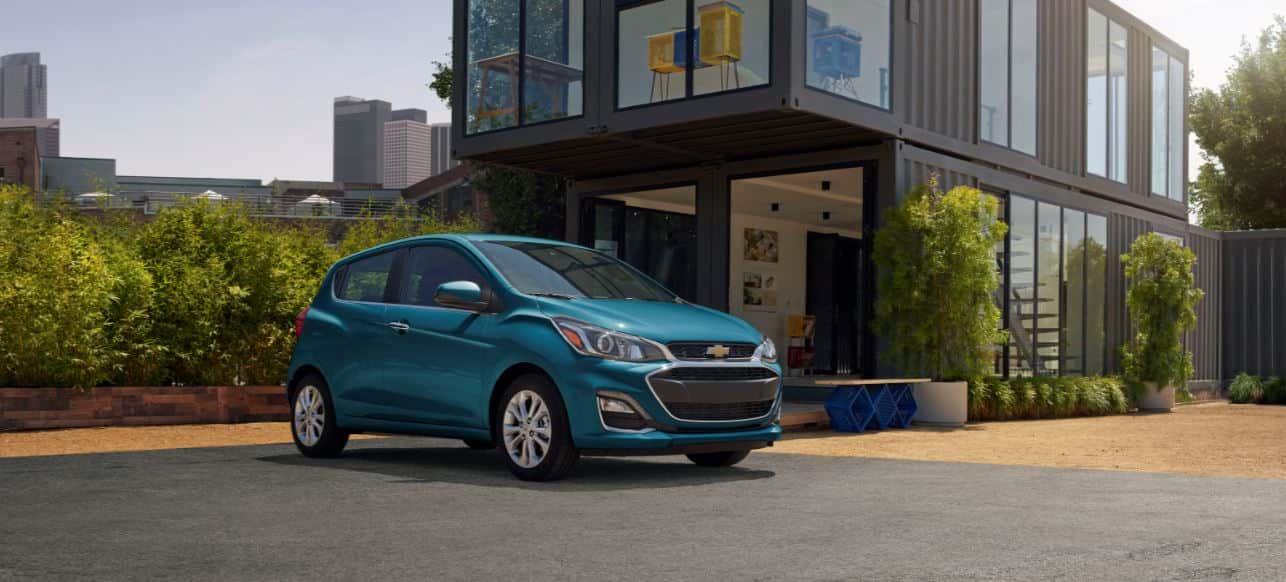 ¡Chevrolet Spark 2019 ya está aquí! Te tenemos todos los detalles
