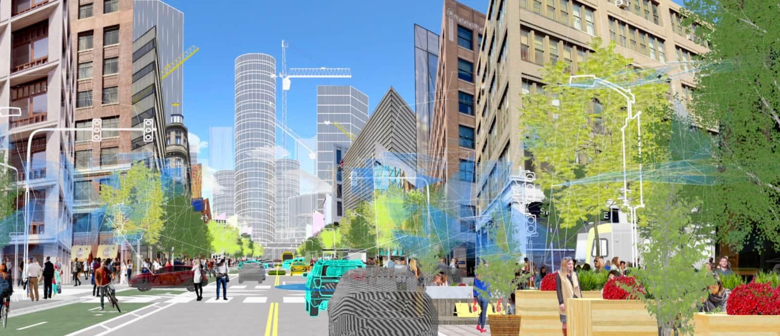 Plataforma compartirá datos al sector privado y público en ciudades de todo el mundo para mejorar la movilidad