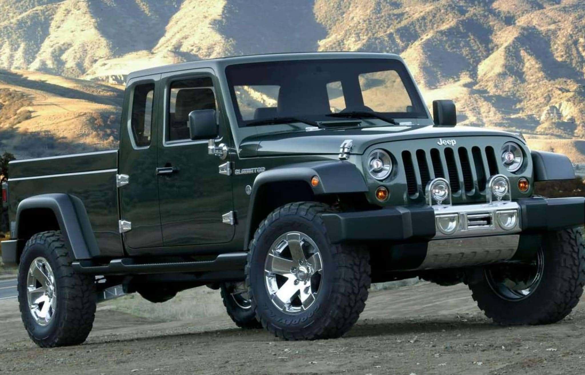 Se filtran especificaciones de Jeep Gladiator 2020