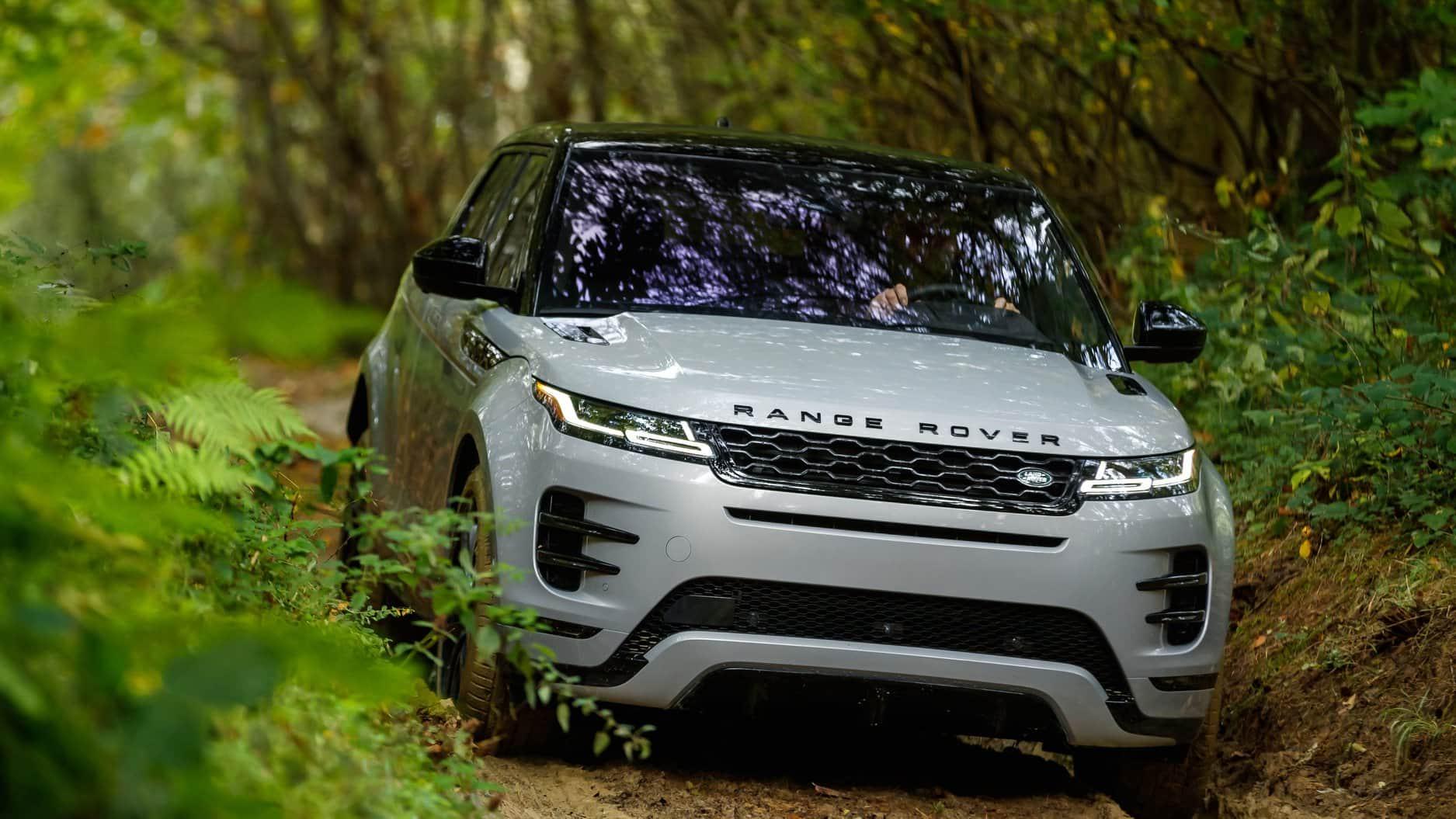 Range Rover Evoque 2020, segunda generación
