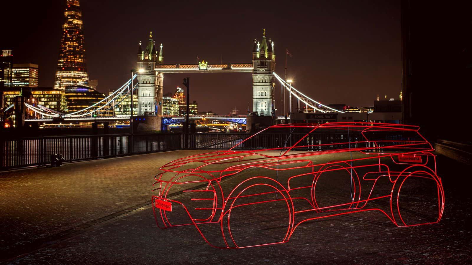 Range Rover Evoque 2020 muestra sus líneas
