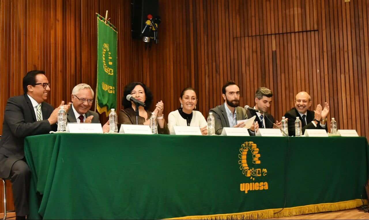 Claudia Sheinbaum presenta Plan de Movilidad para la capital