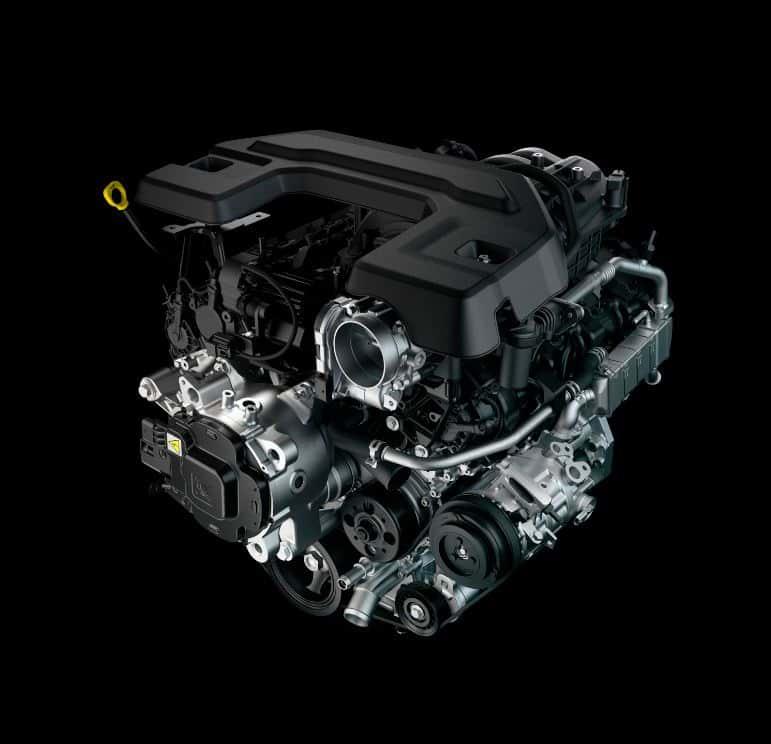 Pentastar V-6 de 3.6 litros, uno de los mejores motores del 2019