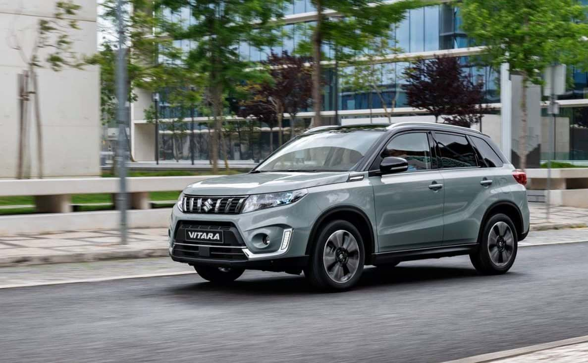 Suzuki es la marca que más crece