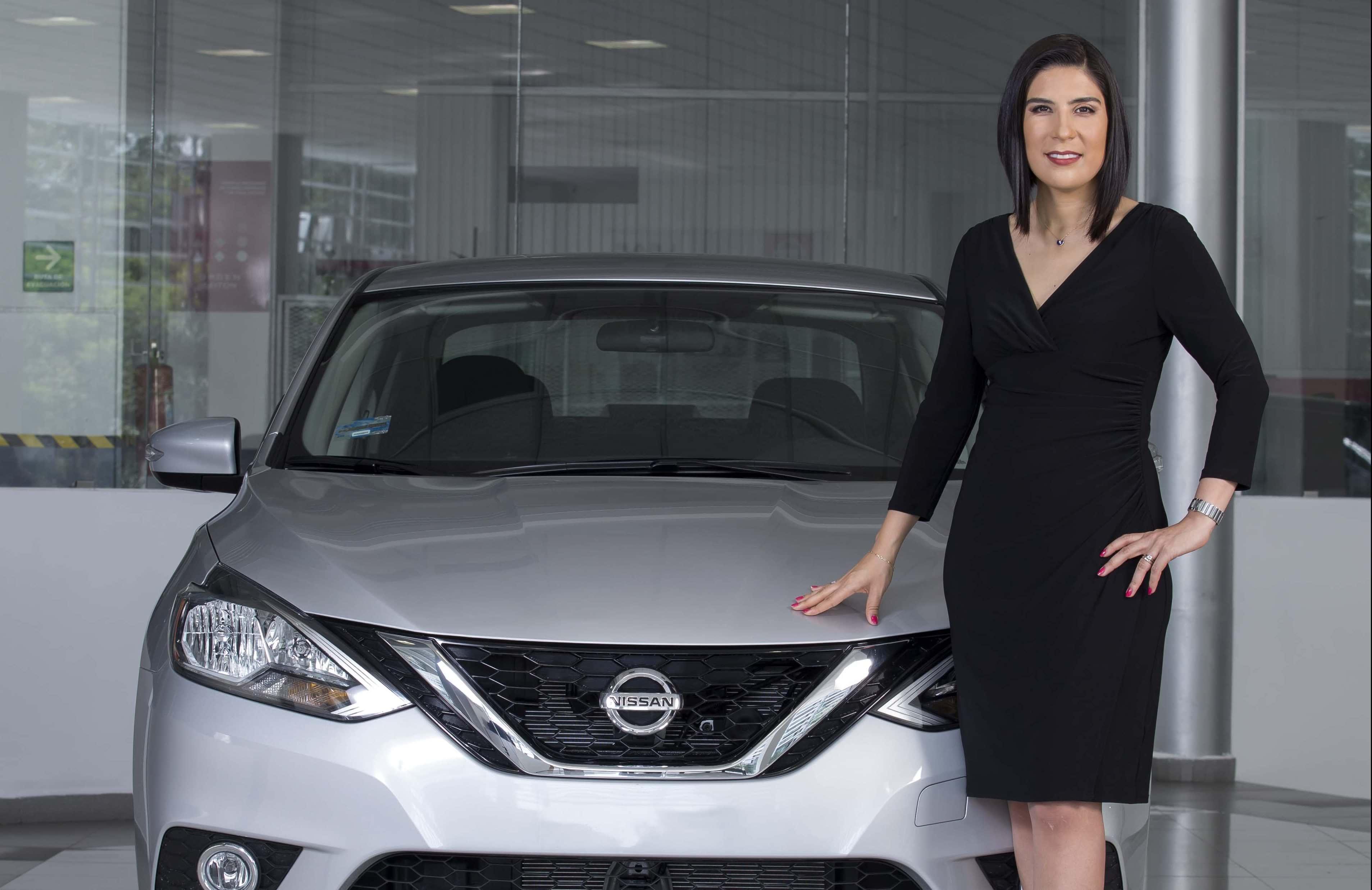 ¿Cómo mantener el liderazgo de Nissan?, el plan de Mayra González