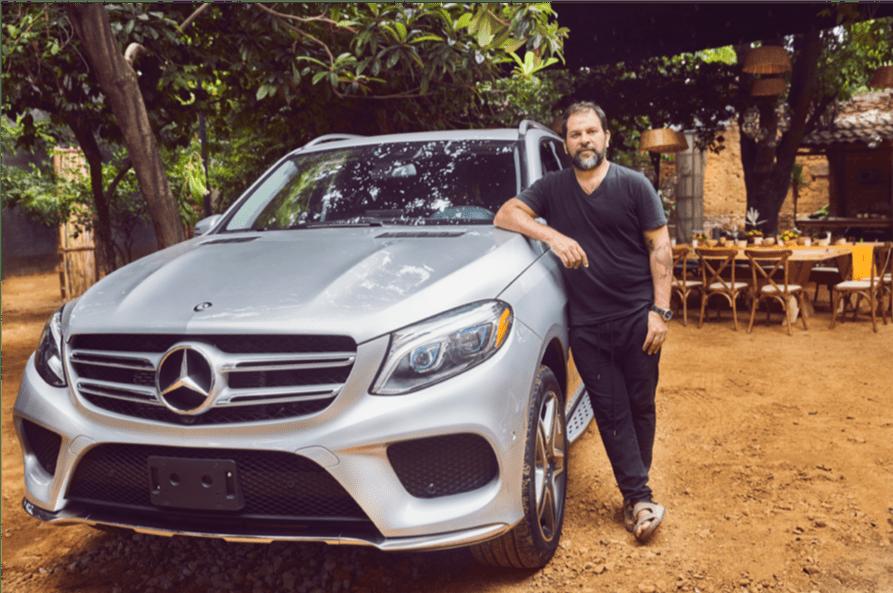 El chef Enrique Olvera reafirma su alianza con Mercedes-Benz