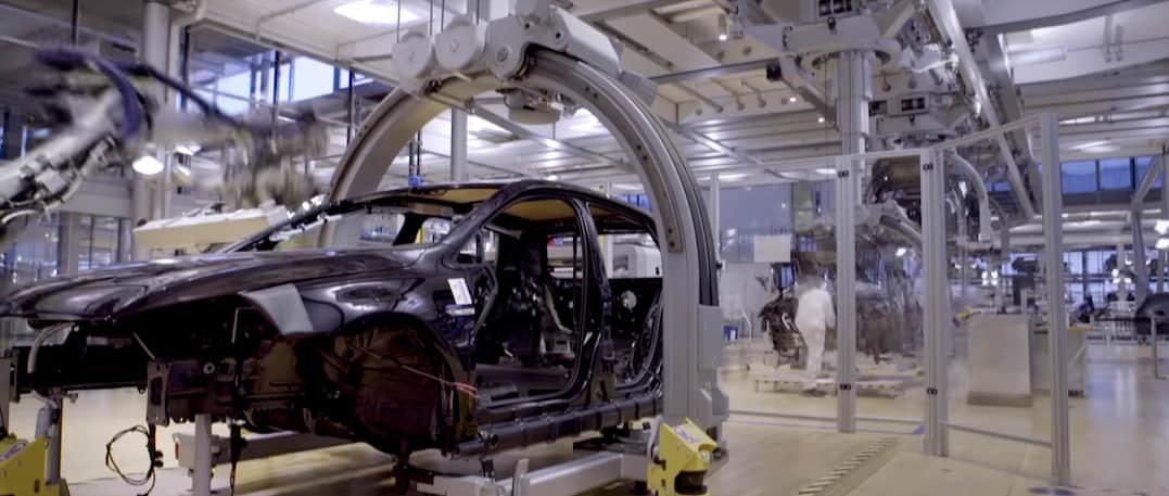Gläserne Manufaktur: la fábrica de Volkswagen donde la magia sucede