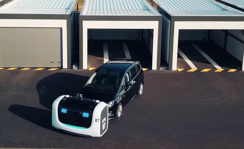 Stan, el adorable robot que podría ser el futuro servicio de Valet Parking