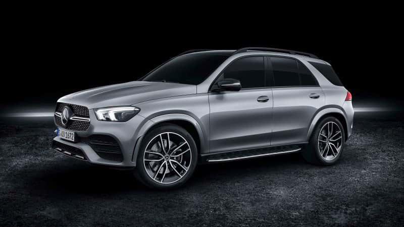 Mercedes-Benz GLE 580 2020 fue revelado