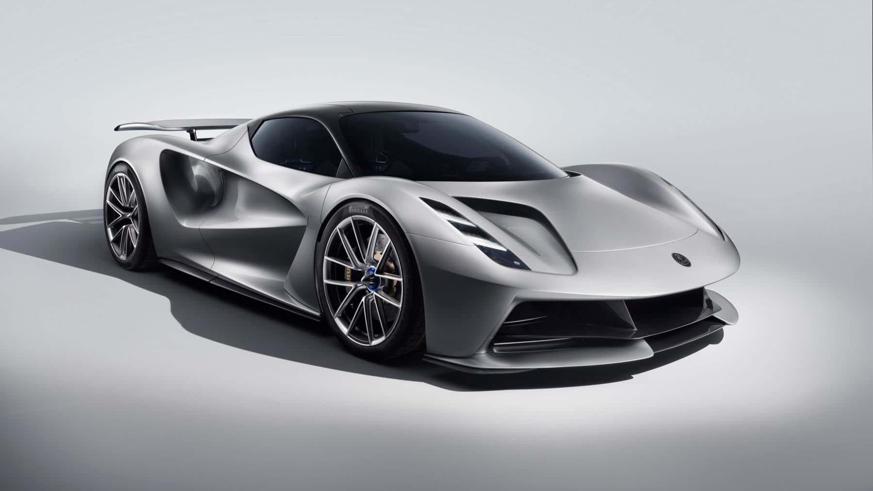 Lotus Evija es el primer 100% eléctrico de la marca