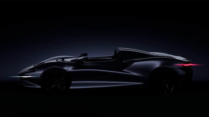 Este es el nuevo superauto de McLaren