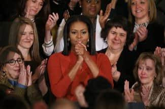 Michelle Obama, la primera dama que conquistó al mundo