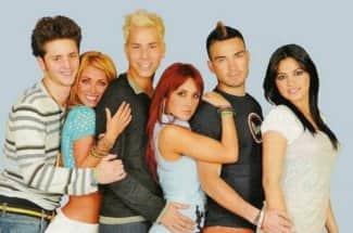 Así lucen los integrantes de RBD después de 12 años