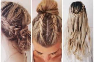 Estos son los peinados en tendencia para las distintas fiestas de fin de año