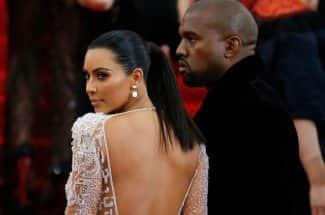 ¿Kim Kardashian y Kanye West podrían estar al borde del divorcio?