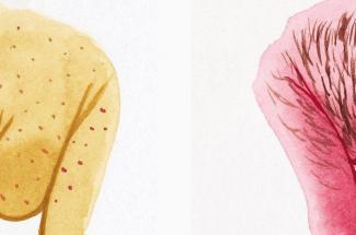 Esta artista dibuja vaginas para celebrar nuestra 'imperfección'