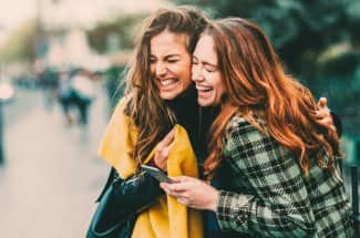 Cuando las amistades se reducen a los dedos de tus manos
