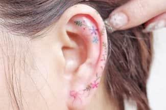12 ideas de mini tatuajes que las mujeres discretas querrán hacerse