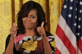 Estos son los grandes logros de Michelle Obama como primera dama