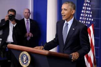 5 claves de la última conferencia de prensa de Barack Obama en la Casa Blanca