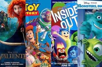 Todas las películas de Disney están entrelazadas y morimos de amor