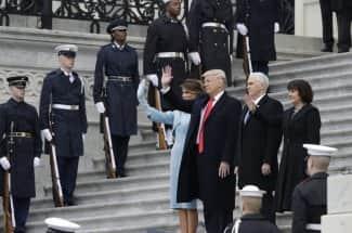 Las 10 claves del primer discurso de Donald Trump como presidente de Estados Unidos