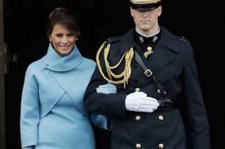 Melania Trump: ¿La Jackie Kennedy de 2017?