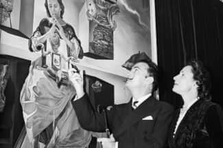 Dalí y Gala, una historia de amor mágico entre dos almas libres