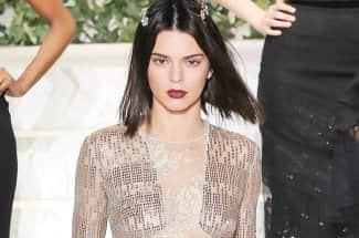 Kendall Jenner confiesa la razón por la que ignora a su familia en los desfiles