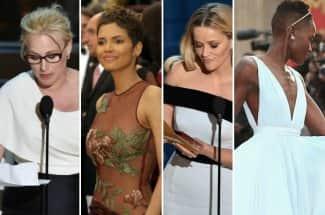 7 momentos feministas que han empoderado a las mujeres en los Premios Oscar