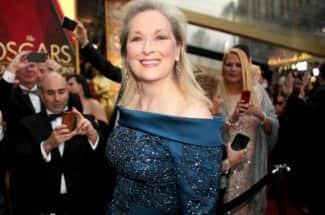 Meryl Streep rechaza vestir Chanel y le da una oportunidad a Elie Saab