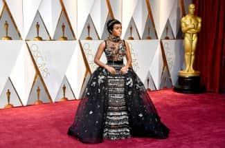 Las famosas peor vestidas de los premios Oscar 2017