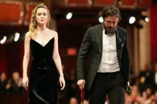 La cara de Brie Larson demuestra que no quería darle el Oscar a Casey Affleck