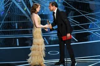 Leonardo DiCaprio, ¿el culpable del error histórico en los Oscar 2017?