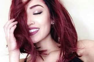 'Burgundy Hair': la perfección de los tonos rojizos en tu cabellera