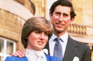 La controversial verdad detrás de la estatura de Lady Di y Carlos de Gales