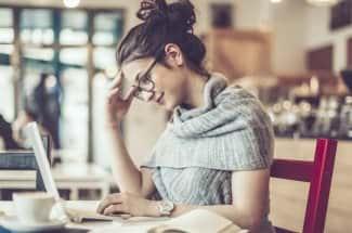 Las personas más inteligentes también son las más distraídas