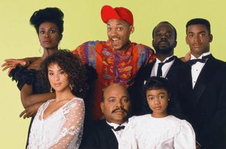 ¡Nostalgia noventera con el reencuentro del elenco de 'El Príncipe de Bel Air'!