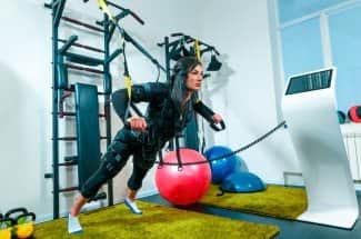 Electroestimulación para bajar de peso con menos esfuerzo ¿Sirve?