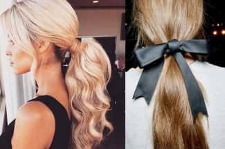 5 formas de darle otra cara a la tradicional 'ponytail'