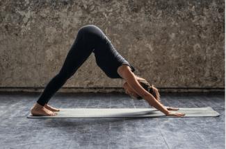 Mejora tu digestión con esta rutina de yoga