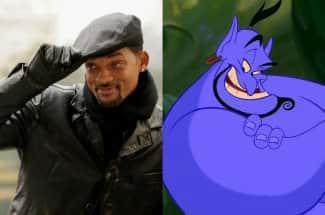Disney quiere convencer a Will Smith para ser 'El Genio' en la nueva versión de 'Aladdin'