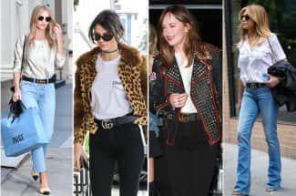 Este es el cinturón de Gucci que fascina a todas las mujeres