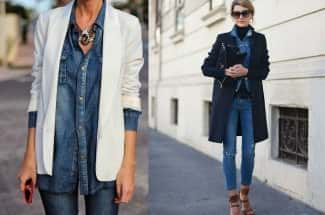 5 ideas para lograr un look 'total denim' y lucir espectacular
