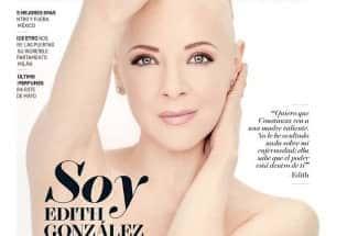 Así enfrenta su batalla contra el cáncer la actriz Edith González