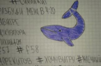 Así manipulan la mente de adolescentes y los llevan al suicidio en el reto de 'la ballena azul'