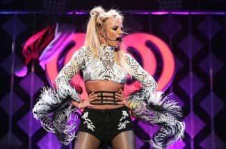Britney Spears 'olvidó' a Shakira en Instagram y los fans enloquecieron