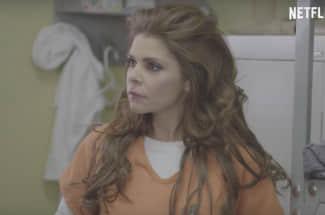 Soraya Montenegro anuncia la quinta temporada de 'Orange is The New Black'
